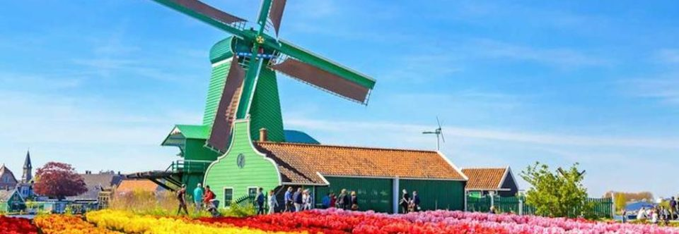 Find out about Cruising with Norwin Express Tours on a Tulip River Cruise